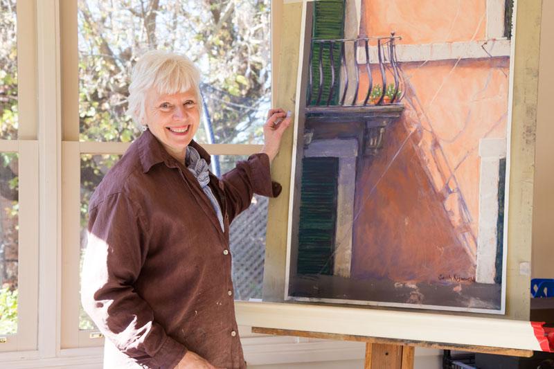 Ingrid Smith Rijneveld - Artist